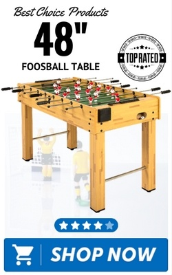 Best Choice Products 48'' Foosball Table