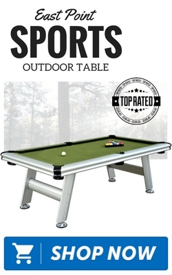 East Point Sports Outdoor Table