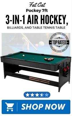 b9152a253b2 Air Hockey Pool Table Combo  Ultimate Reviews Guide