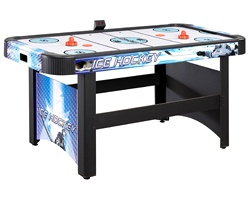 Hathaway Face Off Air Hockey Table