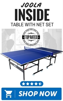 JOOLA Inside Table with Net Set
