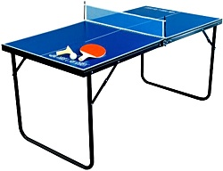 Park & Sun Sports Indoor Outdoor Mini Table
