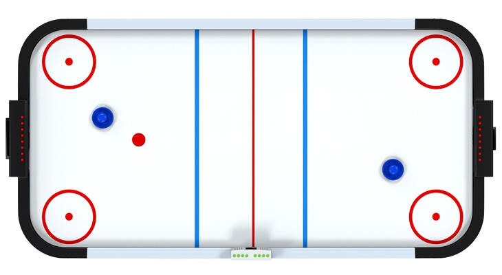 air hockey pool table combo reviews
