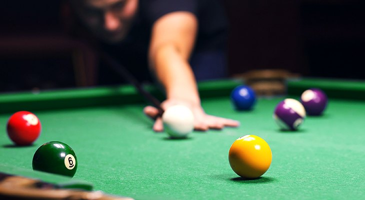 Guide To The Best Pool Table For The Money In - Accuslate pool table