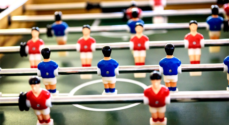 The Complete Review Of The Carrom Foosball Table