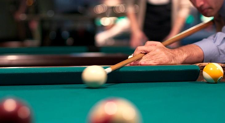 pool table rails