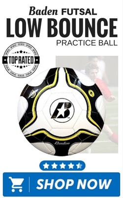 Baden Futsal Low Bounce Practice Ball