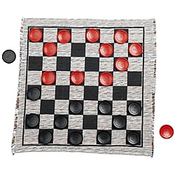 Jumbo Checker Game