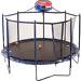 JumpSport Elite Basketball Trampoline Package