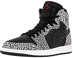 Nike Jordan Men's Air Jordan 1 Retro High Basketball Shoe
