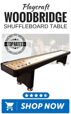 Fabulous The Best Shuffleboard Tables For Home Reviews Guide Home Interior And Landscaping Mentranervesignezvosmurscom