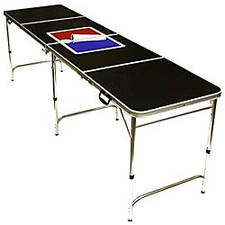 Portable Beer Pong Beirut Game Table
