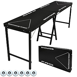 Pro 8 Foot Premium Beer Pong Table by GoPong