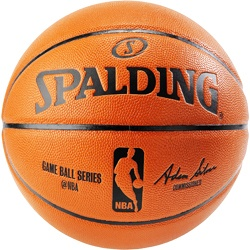 Spalding NBA IndoorOutdoor Replica Game Ball
