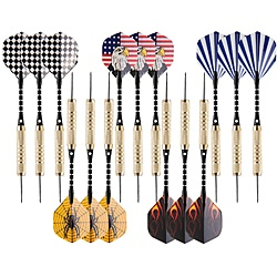 UZOPI 5 Packs Steel Tip Darts