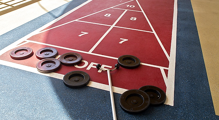 Remarkable The Best Shuffleboard Tables For Home Reviews Guide Home Interior And Landscaping Mentranervesignezvosmurscom