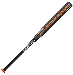 Easton SP16BSUA Bomb Squad Dual Stamp USSSA ASA Slowpitch Softball Bat (2 Piece)