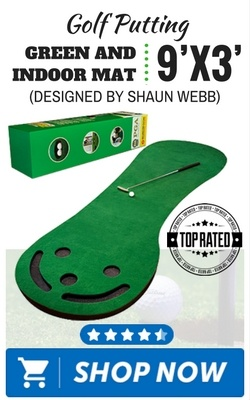 The Best Indoor Putting Green Reviews: Top Rated Turf
